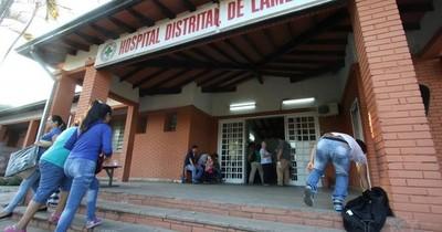 La Nación / Embarazada con COVID-19 falleció en Lambaré en extrañas circunstancias