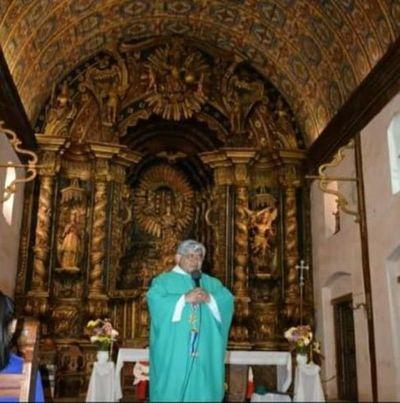 Fallece sacerdote de Yaguarón víctima de Covid-19