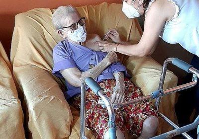 Vacunatorio de Mariano Roque Alonso se traslada al Cimee