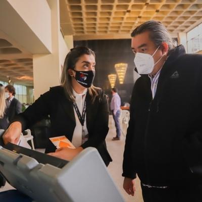 Lanzan plan de capacitación en Asunción y reafirman seguridad en innovación electoral