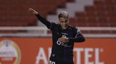 Independiente se repone y golea en la Sudamericana