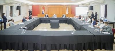 TSJE se compromete a trabajar con partidos para elecciones exitosas