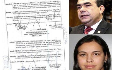 Testaferros y empresas de maletín conforman la mafia de Elio Cabral para acceder a contratos con el Estado – Diario TNPRESS