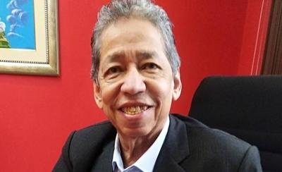 """Fui 27 años presidente de seccional, con orgullo digo eso"", dice Paniagua"