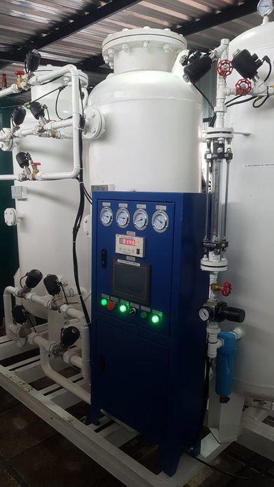 Villa Elisa: habilitan planta de oxígeno ante problemas de provisión
