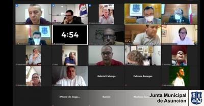 Concejales de Asunción no habrían reunido los 2 tercios de votos que necesitan para rechazar veto