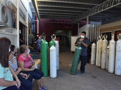 Salud advierte que problemas en provisión de oxígeno aún persistirán