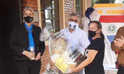 Gobernación de Guairá prepara segunda entrega de kits de alimentos