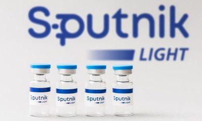 Rusia autoriza la Sputnik Light, la vacuna anticovid de una sola dosis