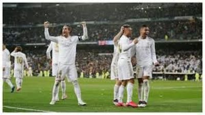 "Ramos: ""Jodidos, sí, hundidos, nunca"""