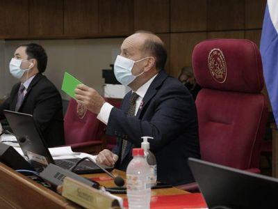 Senado acepta la renuncia de Mirta Gusinky y asume Retamozo