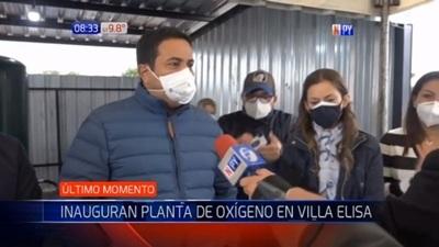 Planta de oxígeno inicia operación durante faltante, afirma intendente