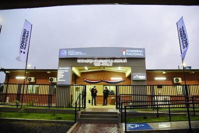 Cinco modernas Unidades de Salud de la Familia inaugura el Gobierno en Central con financiamiento de Itaipu