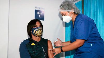 La APF inicia su campaña de vacunación contra el COVID-19