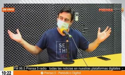 """Antonio Buzarquis dijo que se sintió """"dolido"""" por el voto de los cuatro concejales municipales – Prensa 5"""