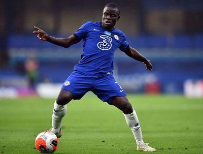 El ritmo de Kanté se impone en la UEFA