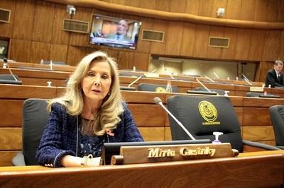 Aceptan por unanimidad la renuncia de Gusinky y asume Ramón Retamozo