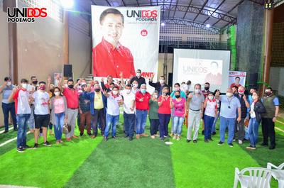 Equipo de Núñez conforma comando electoral en la seccional 3
