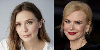 Elizabeth Olsen protagonizará una serie de Nicole Kidman
