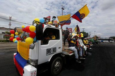 Habilitan 60 corredores humanitarios en Colombia para medicinas y alimentos