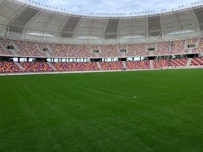 Versus / Un estadio único listo para la Copa América