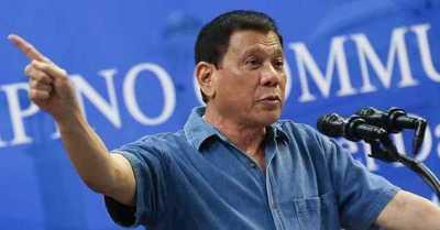 Presidente de Filipinas ordenó arrestar a quienes no usen mascarilla