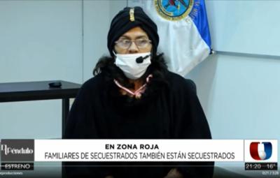 """Madre de Edelio: """"No hay presencia del Estado en el norte, es un castigo para nosotros"""""""
