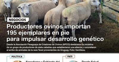 La Nación / LN PM: Las noticias más relevantes de la siesta del 6 de mayo