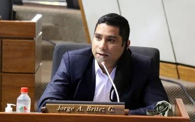 Diputado Brítez niega intención de presentar proyecto de 'legalizar el robo'