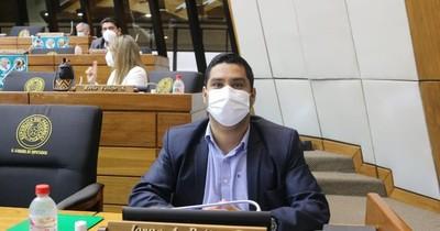 La Nación / Legalizar el robo hasta G. 10 mil, planteará el diputado Jorge Brítez