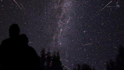 Lluvia de estrellas con restos del cometa Halley podrá verse desde nuestro país