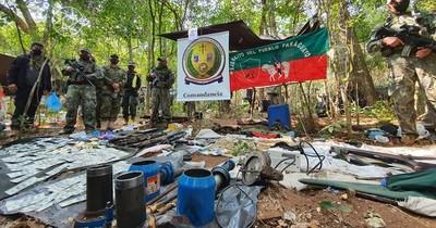 La Nación / CODI asegura que se redujo la acción terrorista en el país