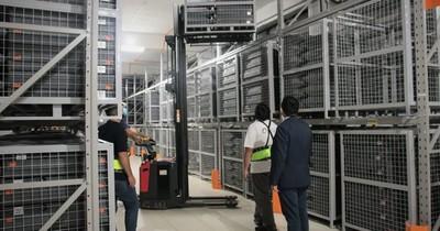 La Nación / Municipales: entregan 463 máquinas de votación de contingencia