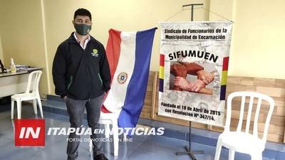 A TRABAJADORES MUNICIPALES LES CORTARON EL SEGURO DE SALUD POR RETRASO EN EL PAGO.