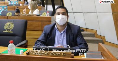 «LEGALIZAR EL ROBO», PLANTEA EL DIPUTADO JORGE BRÍTEZ