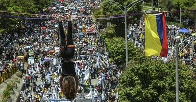 La Nación / Las protestas que sofocan a Duque en Colombia desde 2019