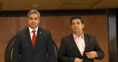 La Nación / Vicepresidente pide más diálogo entre el Poder Ejecutivo y el Congreso