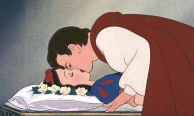 Blancanieves: piden cancelar el beso del príncipe porque no fue consensuado