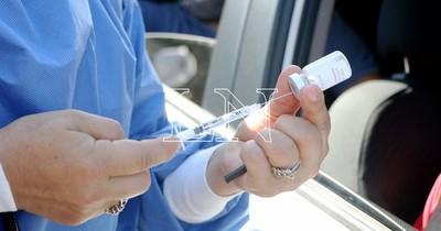 La Nación / Habilitan vacunatorio contra el COVID-19 en la sede de las Fuerzas Armadas