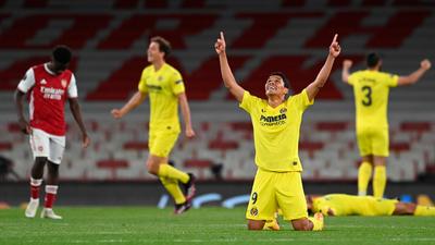 Villarreal llega a su primera final internacional