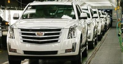 La Nación / General Motors confirma previsiones pese a escasez de microchips