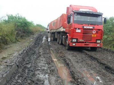 Falta de buen camino afecta a pobladores ribereños en Concepción