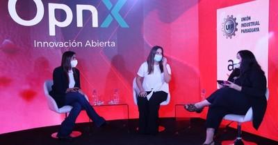 La Nación / OpnX: trabajarán con unos 300 emprendedores