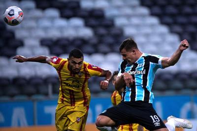 Gremio aplasta al Aragua en Copa Sudamericana