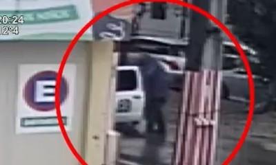 De película: Violento asalto tipo comando en San Lorenzo