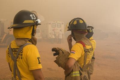 Diputados discutirán régimen de seguridad y protección de salud para bomberos voluntarios