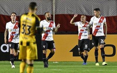 Versus / Always Ready vence a Táchira y se aleja de Olimpia en el Grupo B