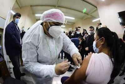 1.600.000 vacunas contra la influenza serán distribuidas