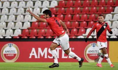Libertad, otro de los paraguayos que cae ante un equipo brasileño