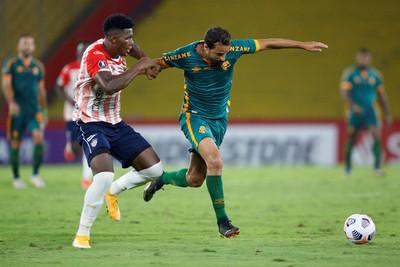 Junior y Fluminense igualan en Ecuador